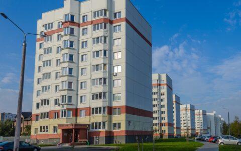 Жилые дома, ул. Космонавтов